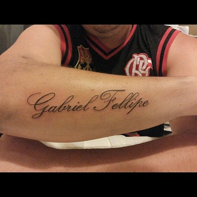 Tatuagem no brao foto 12851 mundo das tatuagens escolha do editor altavistaventures Image collections